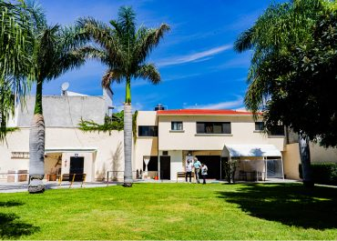 Casa Hacienda Vida Plena para abuelitos