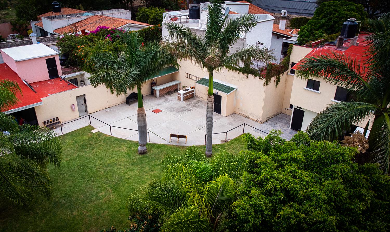 Casa de retiro para adultos mayores en Qro
