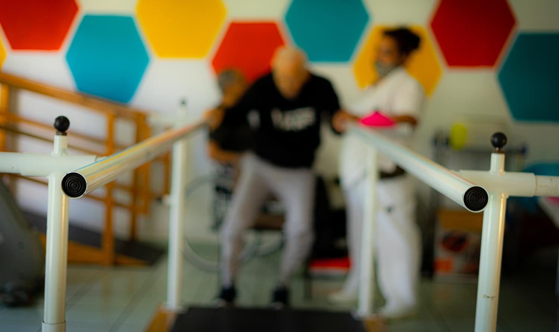Rehabilitación profesional para personas de la tercera edad