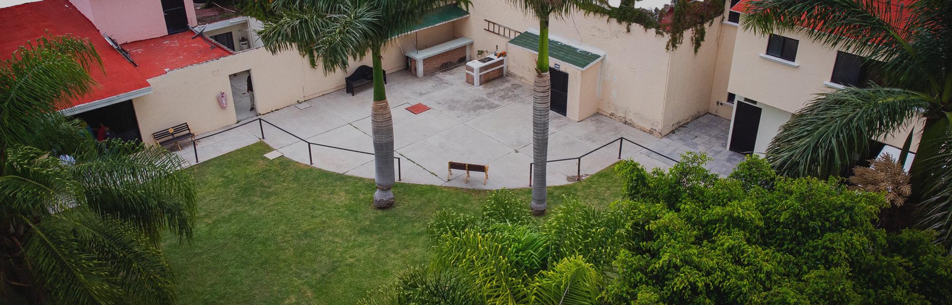 Casa club para adultos mayores en Querétaro