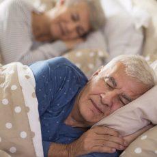 El ejercicio y la calidad del sueño en personas mayores